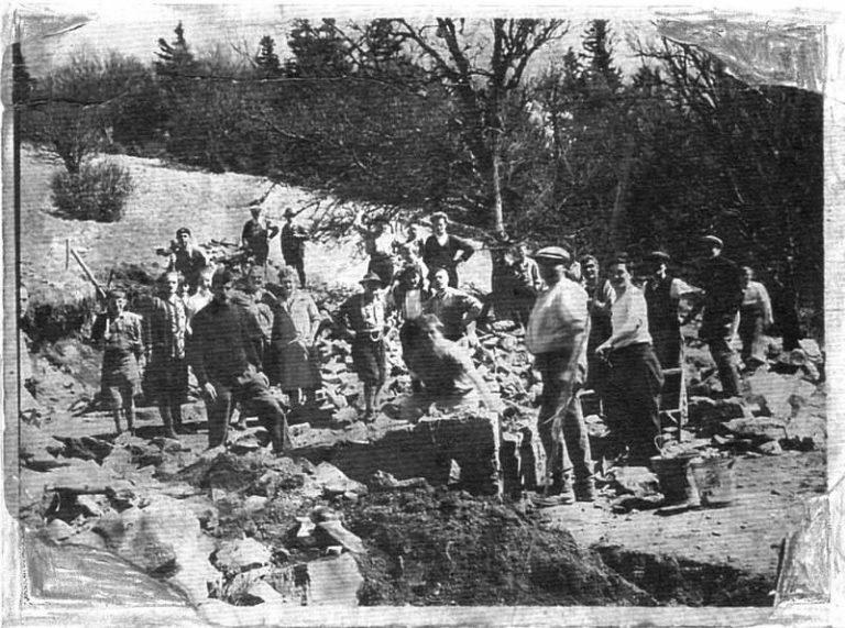 Refuge du molkenrain historique 021