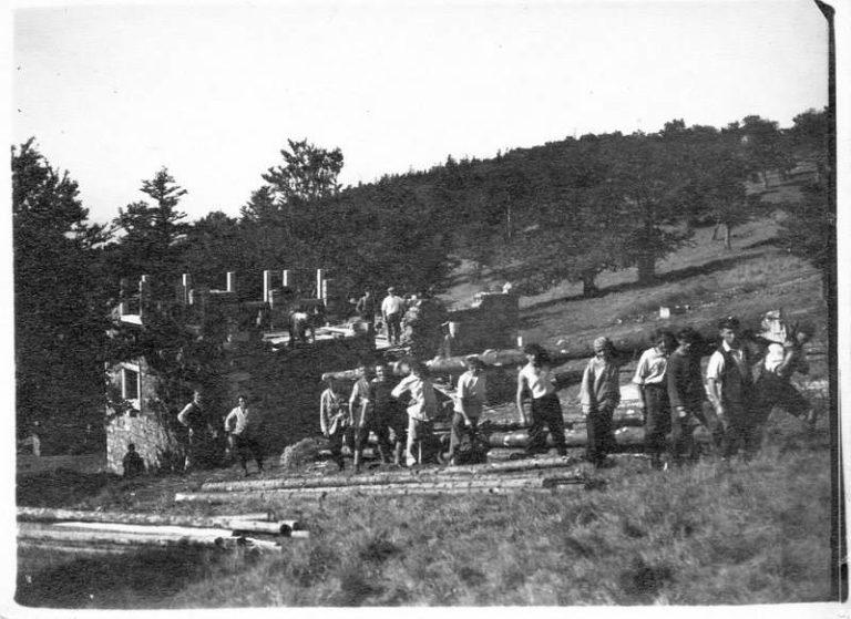 Refuge du molkenrain historique 022