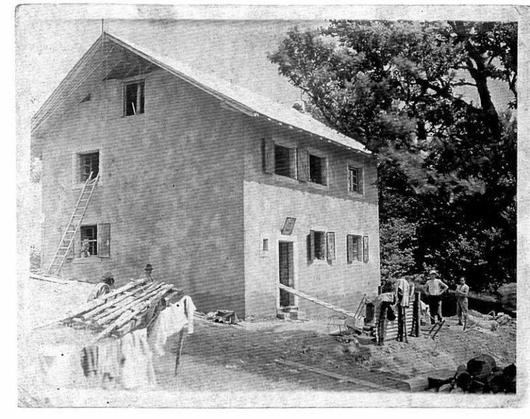 Refuge du molkenrain historique 023