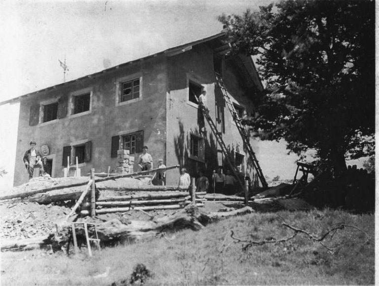 Refuge du molkenrain historique 024